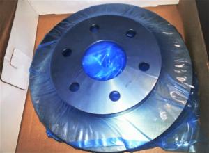 gear wrapped in vci corrosion prevention film