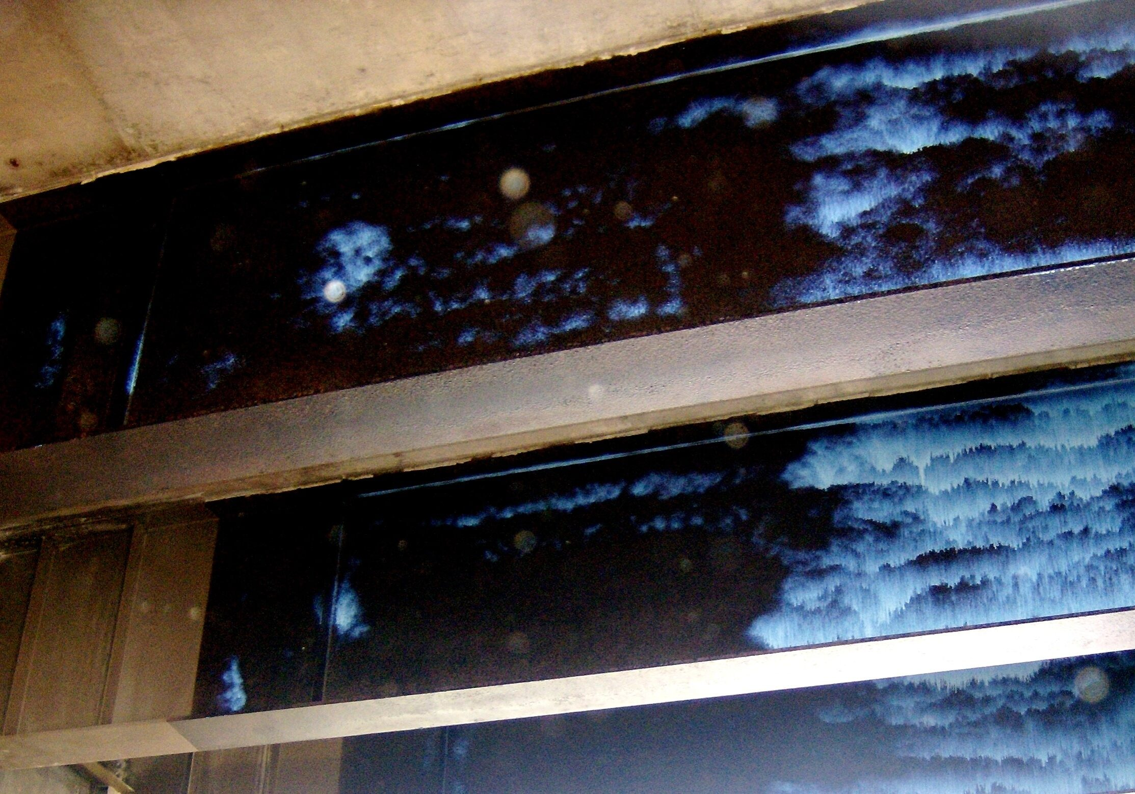 vci corrosion protection rust convertor on steel beams