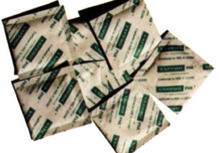 7 small packets of Vappro 820 VCI Pak